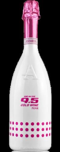 Astoria 9.5 Cold Wine Pink