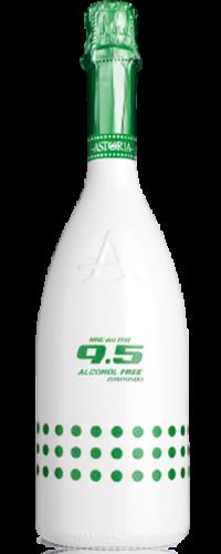 Astoria 9.5 Cold Wine Zerotondo (alcochol vrij)