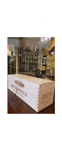 Bruno Rocca Rabaja Barbaresco 2015 150cl in OWC