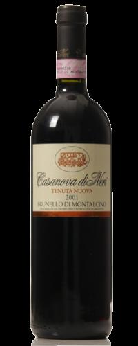 Casanova di Nera Tenuta Nuova Brunello di Montalcino 2001
