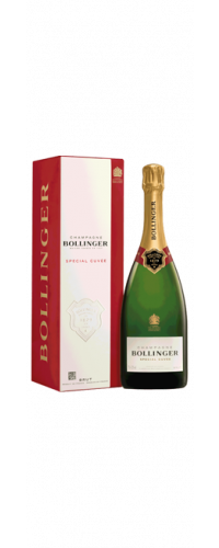 Champagne Bollinger Special Cuvée Brut in giftbox