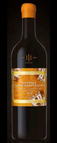 Château Ducru Beaucaillou 2020 Saint Julien Grand Cru Classé   Case of 6x75 (En-Primeur)