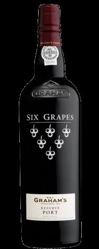 Graham's Six Grapes Port