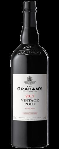 Graham's Vintage Port 2017 | 75 cl