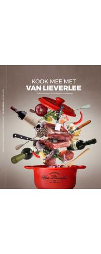 KOOKBOEK 'Kook mee met Van Lieverlee'