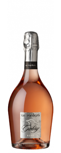 La Tordera Spumante Rosé Cuvée di Gabry