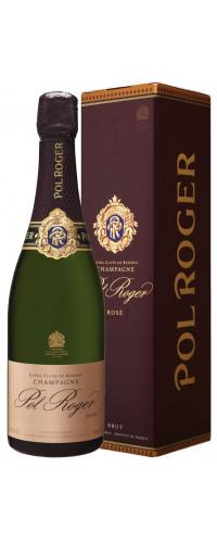 Champagne Pol Roger Rosé Brut Millésimé