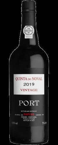 PLOT NOVAL:  18 btls Quinta do Noval Vintage Port 2019 and 1 btl Quinta do Noval Nacional 2019