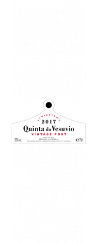 Quinta do Vesuvio Vintage Port 2017 | 225 cl