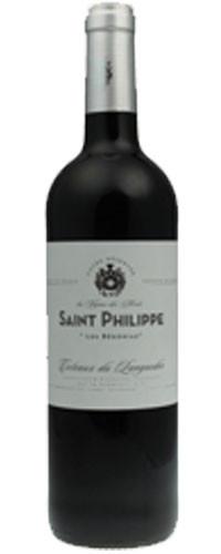 Saint Philippe Les Bégonias Coteaux du Languedoc Rouge