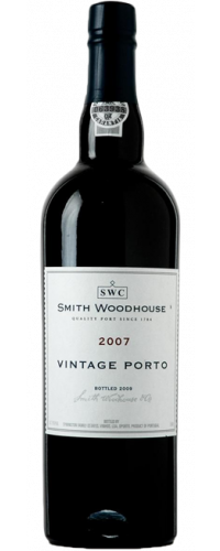 Smith & Woodhouse Vintage Port 2007