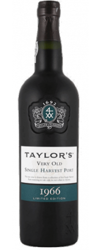 Taylor's Single Harvest Tawny Port 1966