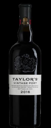 Taylor's Vintage 2016