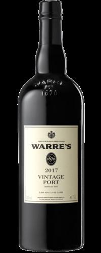 Warre's Vintage Port 2017   75 cl
