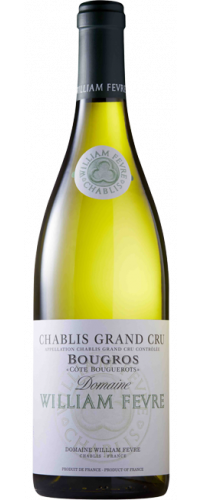 William Fèvre Chablis Bougros 'Côte de Bougeurots' Grand Cru 2019