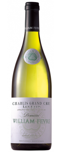William Fèvre Chablis Les Clos Grand Cru