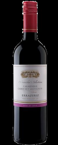 Errázuriz Winemaker's Selection Carmenère-Cabernet Sauvignon