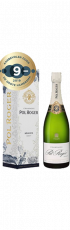Champagne Pol Roger Brut Reserve in Giftbox