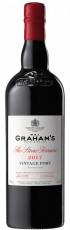 Graham's Stone Terraces Vintage Port 2017 | 75 cl