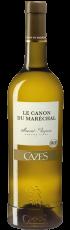Domaine Cazes Le Canon du Marechal Blanc Muscat-Viognier
