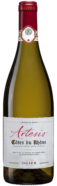 Ogier Artesis Côtes du Rhône Blanc