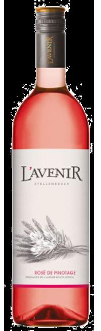 L'Avenir Far & Near Rosé De Pinotage