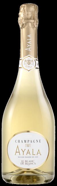 Champagne Ayala Blanc de Blancs 2012 in giftbox