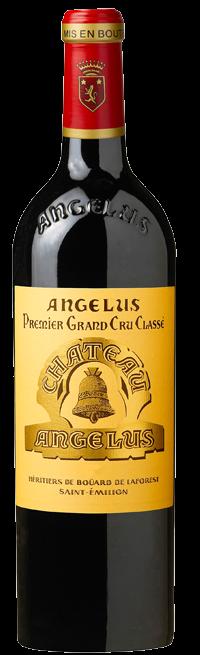 Château Angélus 2020 St. Emilion Grand Cru Classé | Case of 6x75 (En-Primeur)
