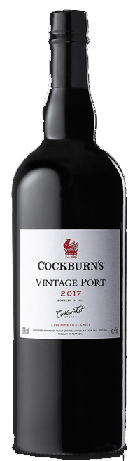 Cockburn's Vintage Port 2017 | 75 cl