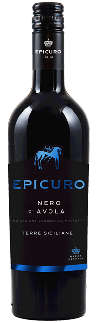 Epicuro Nero d'' Avola