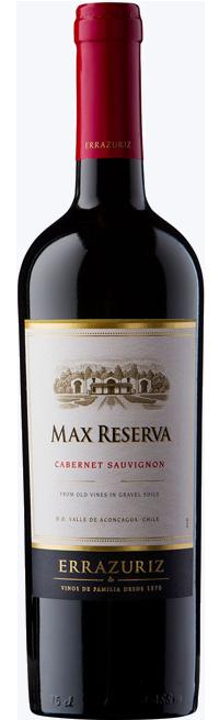 Errázuriz Max Reserva Cabernet Sauvignon