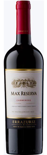 Errázuriz Max Reserva Carmenère