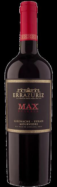 Errázuriz Max Reserva Grenache - Syrah - Mourvedre