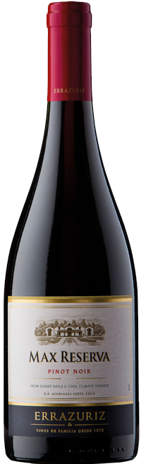 Errázuriz Max Reserva Pinot Noir