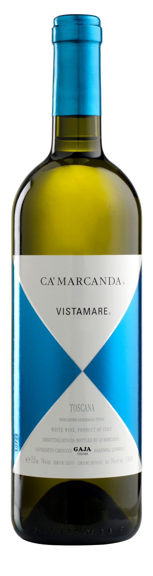 Gaja Ca'Marcanda Vistamare