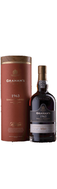 Graham's Single Harvest Tawny Port 1963