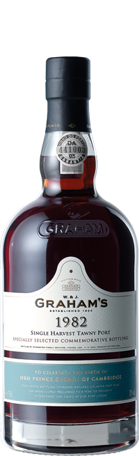 Graham's Single Harvest Tawny 1982