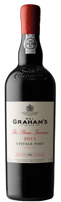 Graham's Port Stone Terraces Vintage 2015