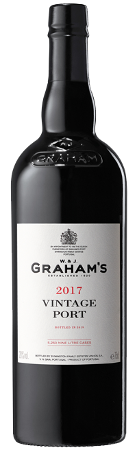 Graham's Vintage Port 2017 | 75 cl