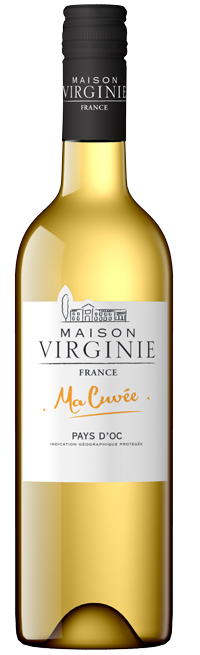 Maison Virginie Ma Cuvée Blanc Medium Sweet