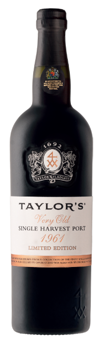 Taylor's Single Harvest Tawny Port 1961