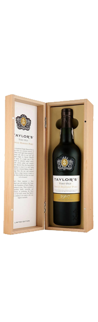 Taylor's Single Harvest Tawny Port 1967