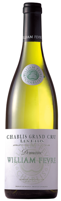 William Fèvre Chablis Les Clos Grand Cru 2018