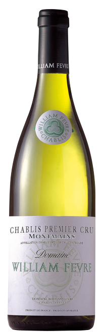 William Fèvre Chablis Montmains 1er Cru 2012