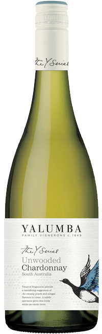 Yalumba The Y Series Chardonnay Unwooded