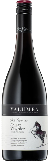 Yalumba The Y Series Shiraz - Viognier